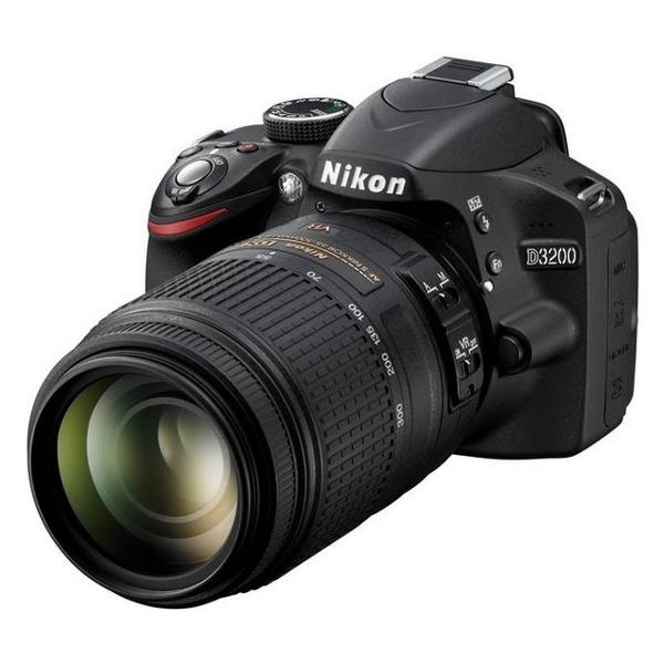 Новинка Nikon D3200 - легкость в использовании, качество на снимке.